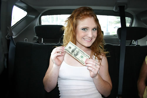 Charly Gets Her Down Payment