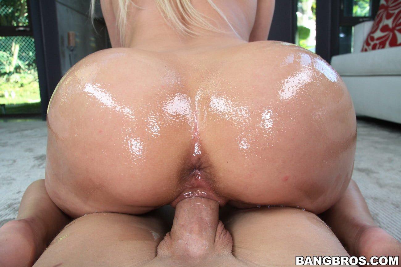 pale bubble butt